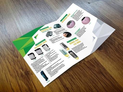Giá in Brochure có đắt không? Giá in phụ thuộc vào những tiêu chí nào?