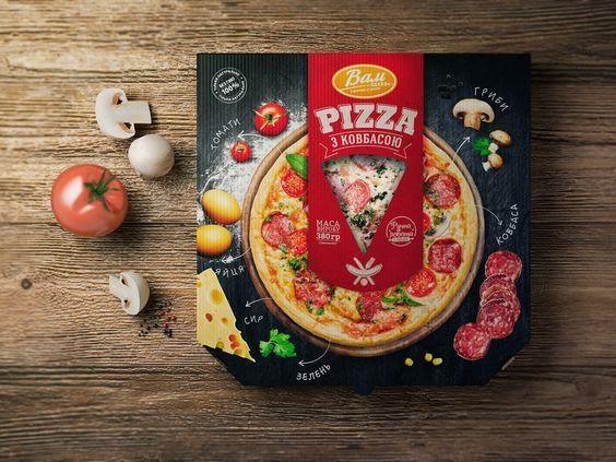 In hộp Pizza giúp mang thương hiệu của bạn đến với mọi nhà