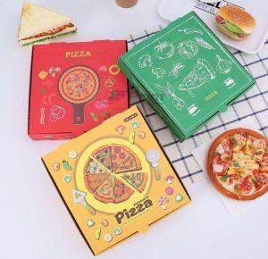 VIETADV - Địa chỉ in hộp đựng Pizza đẹp, giá rẻ, chất lượng tại TP.HCM