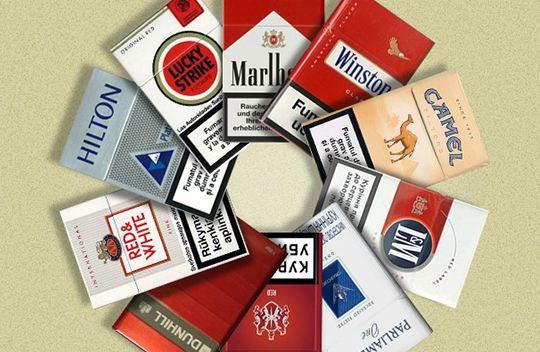 In hộp thuốc lá giúp khẳng định sự khác biệt so với các thương hiệu khác