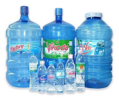 Chọn kích thước in hợp lý khi in tem nhãn nước đóng chai