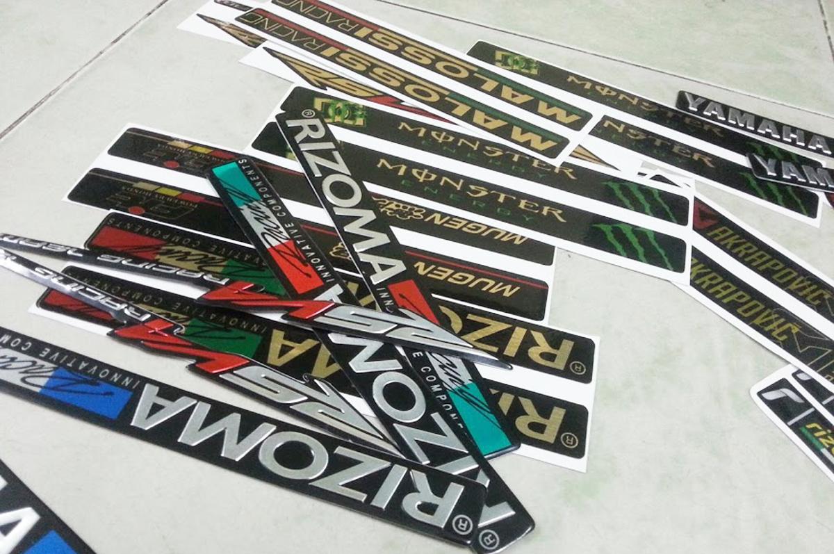 Tem nhôm giúp cung cấp thông tin về sản phẩm, thương hiệu
