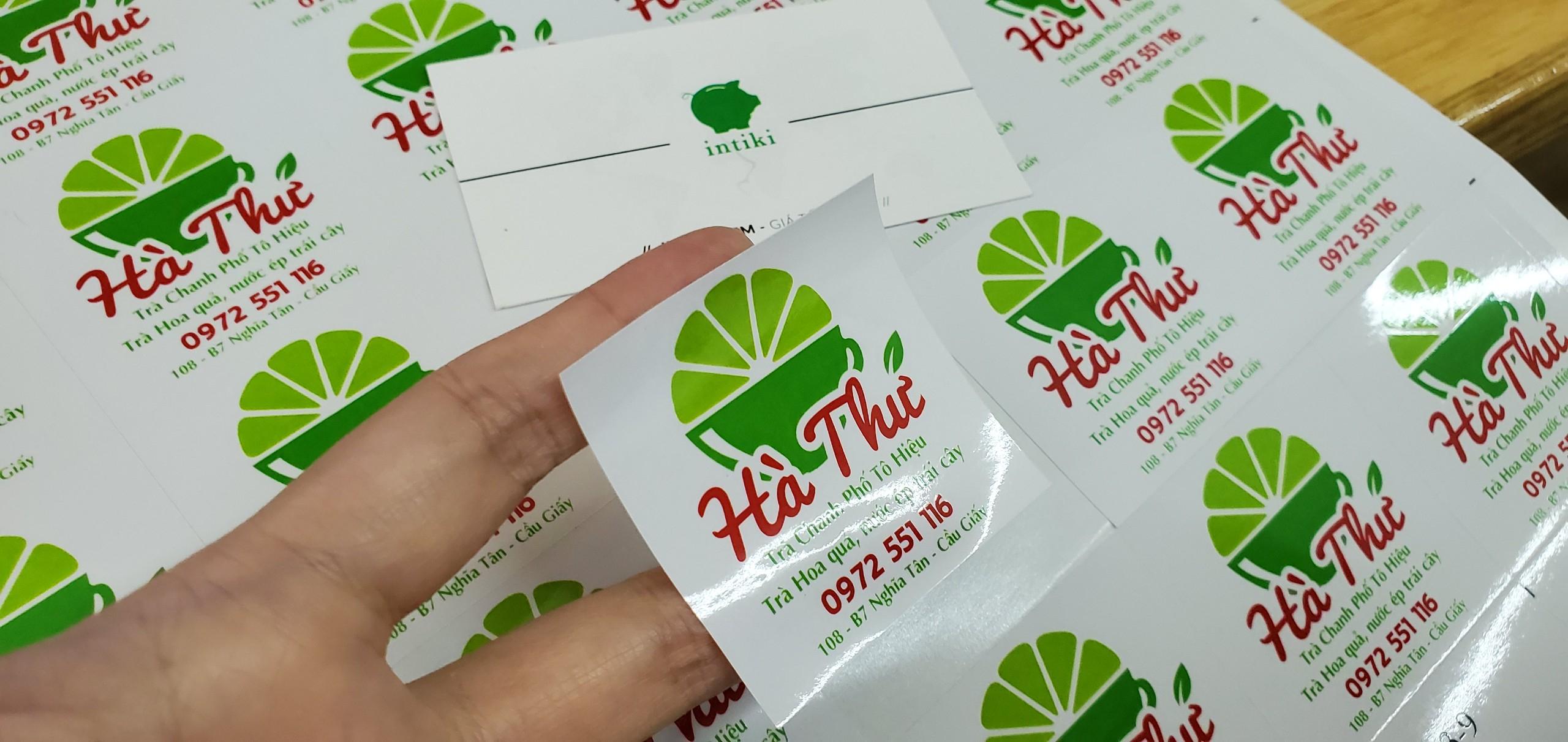Tem sản phẩm là những chiếc tem được dán lên các loại sản phẩm, hàng hóa