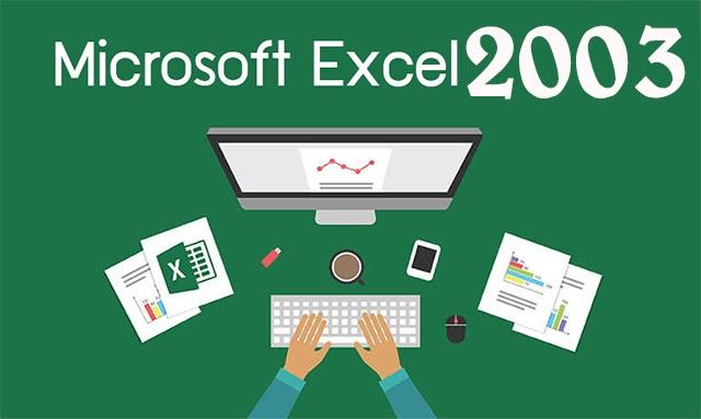 Excel 2003 được sử dụng phổ biến tại nhiều đơn vị, doanh nghiệp, cơ quan