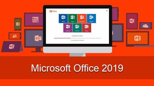 Giới thiệu về Microsoft Office 2019