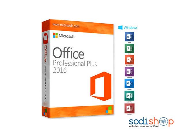 Những tính năng của Office 2016
