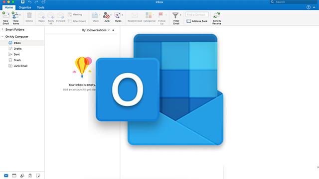 Quản lý email dễ dàng hơn với phiên bản Office 2019