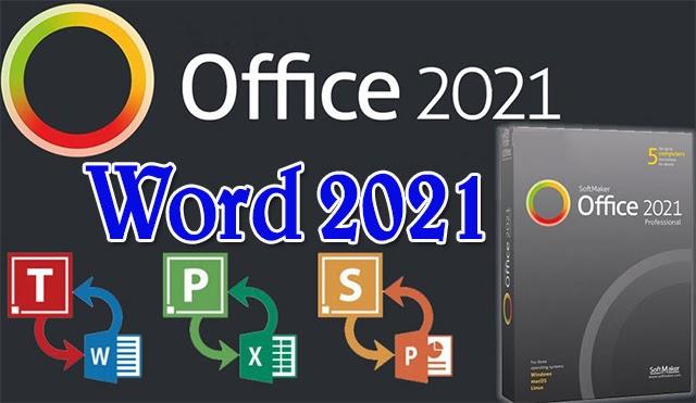 Trải nghiệm ngay ứng dụng Word 2021 trên máy tính!