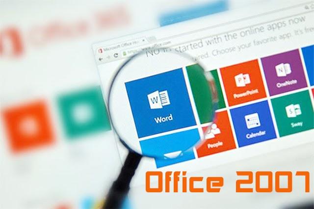 Trải nghiệm ngay Office 2007 trên máy tính!