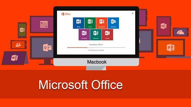 Những ứng dụng cần thiết của Office MacBook