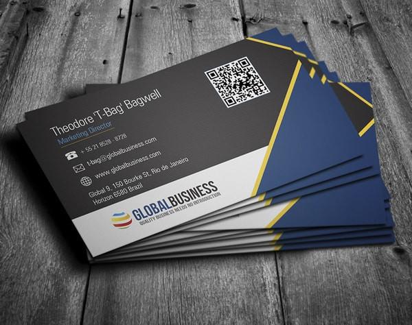 Kích thước business card phổ biến hiện nay
