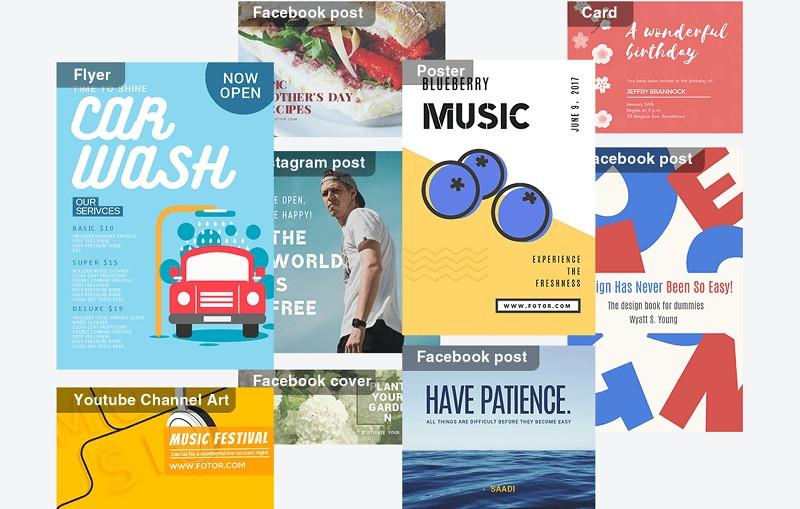 Phần mềm thiết kế poster quảng cáo đẹp