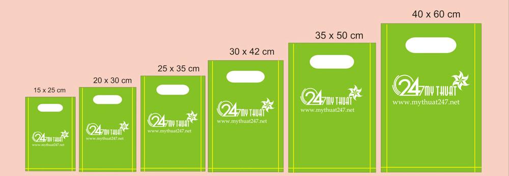 Quy trình in túi nilon tại VIETADV