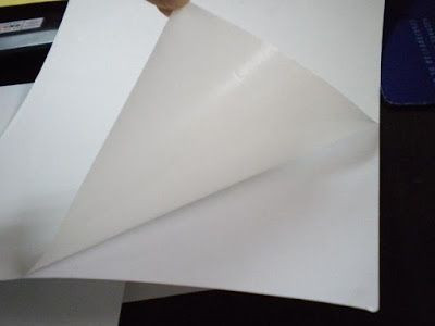 Giấy Crystal là loại giấy gồm có 2 mặt