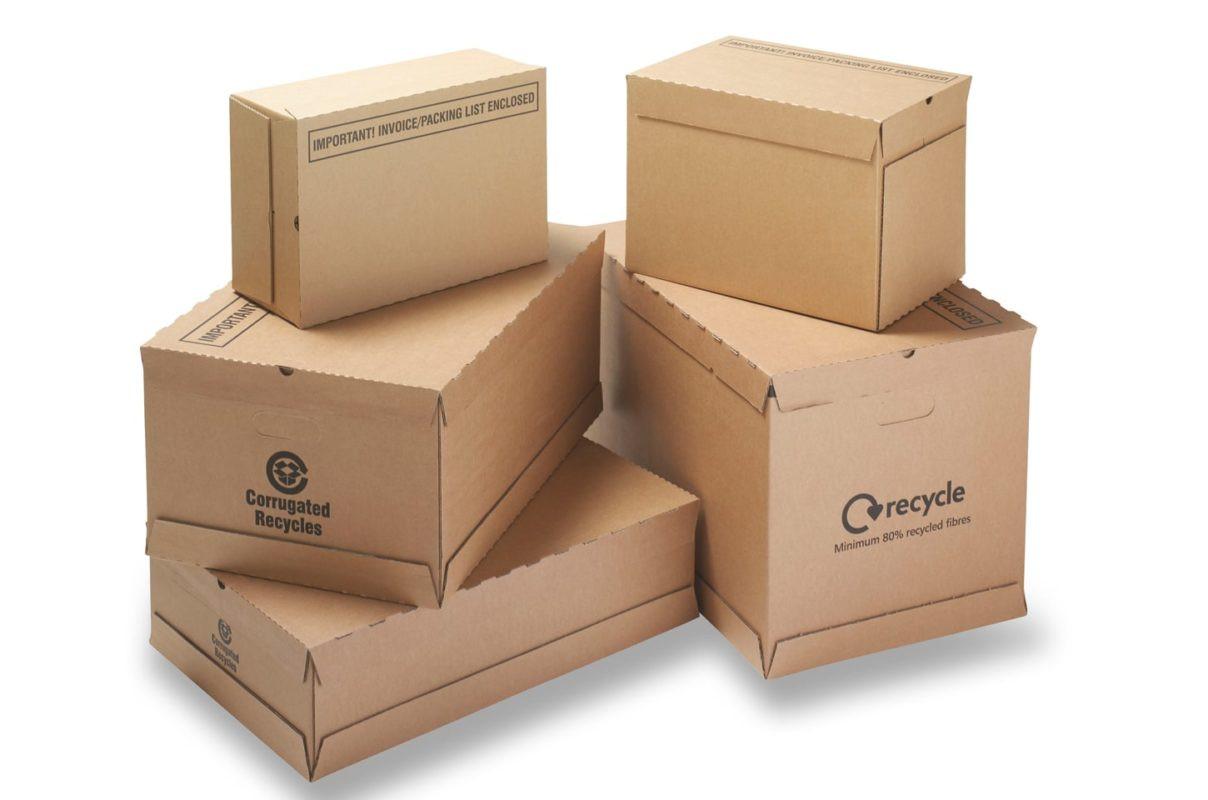 Phân loại hộp giấy dựa theo kiểu dáng