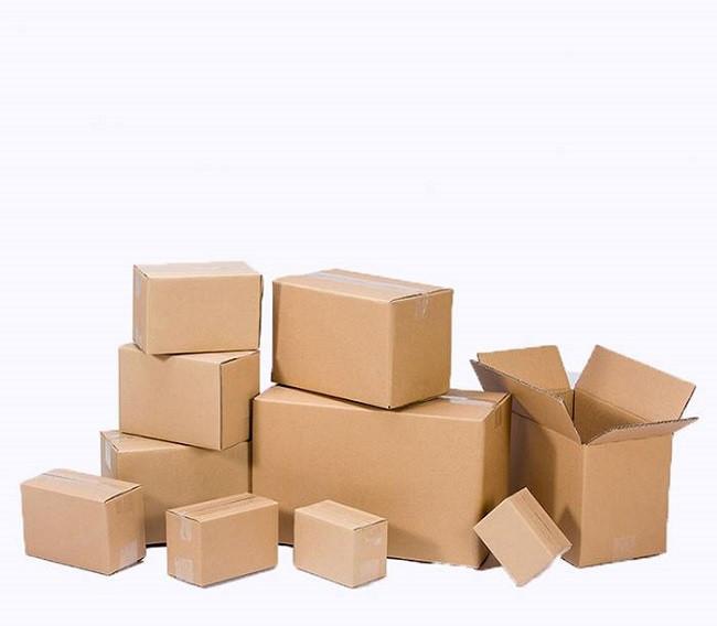 Hộp giấy dùng để đựng hàng hóa