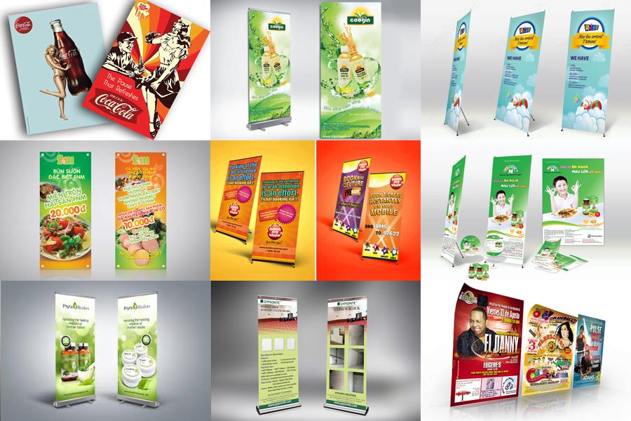 In poster là một chiến lược marketing hiệu quả được nhiều doanh nghiệp sử dụng.