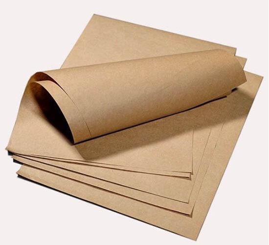 Không chỉ đem tới hơi hướng tự nhiên mà giấy Kraft thực sự là chất liệu thân thiện với môi trường