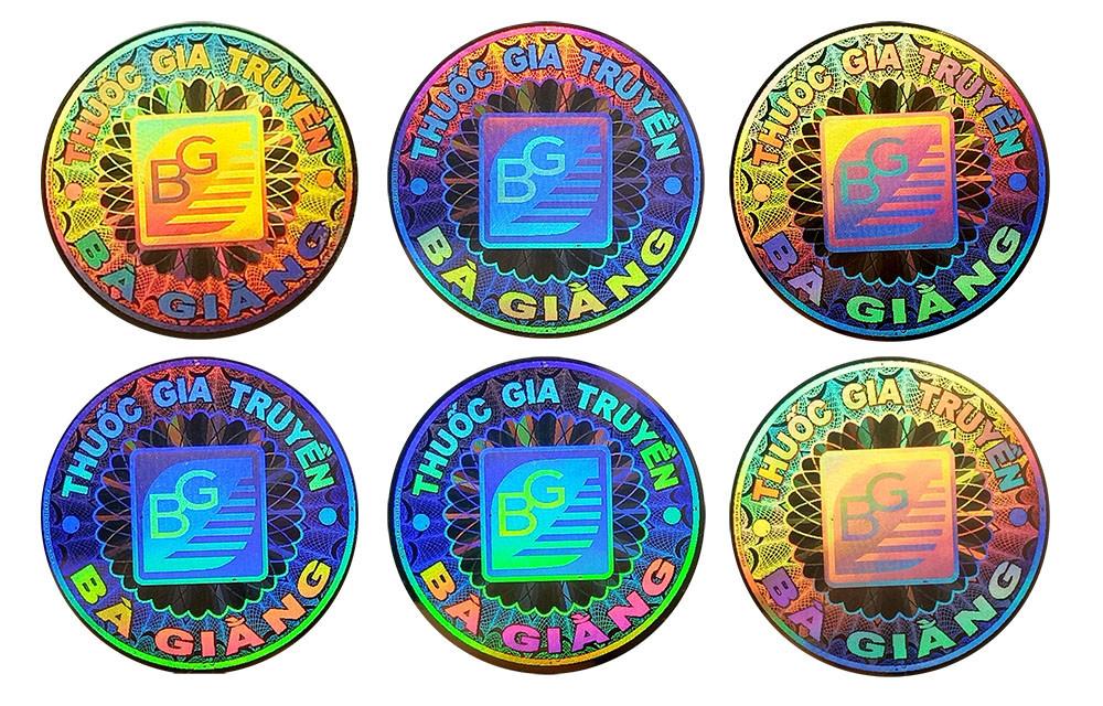 Quy trình in ấn tem 7 màu tại VIETADV