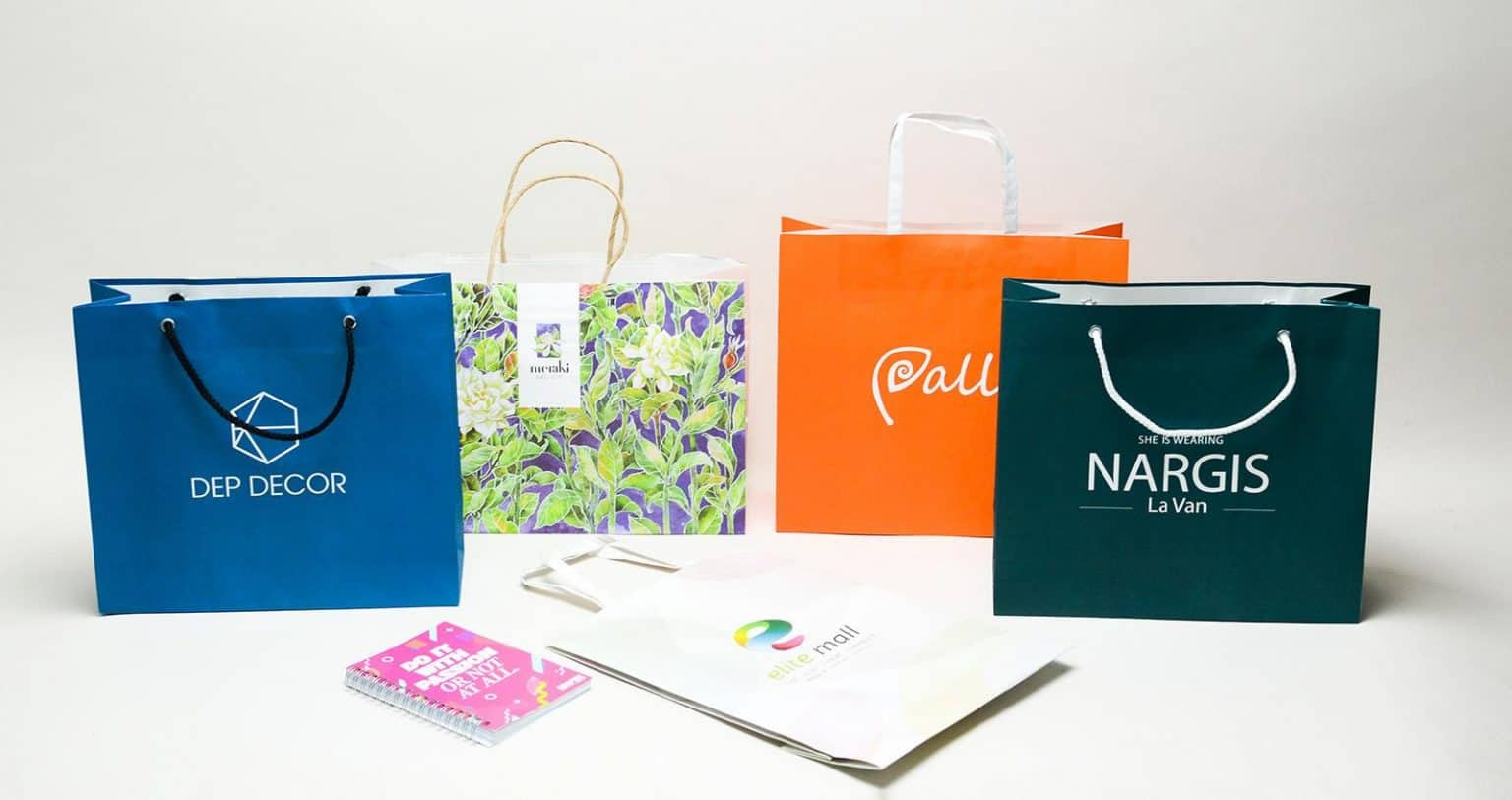Dịch vụ in túi giấy đang được đông đảo công ty, doanh nghiệp sử dụng