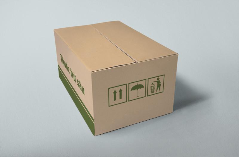 Thùng Carton là một trong những công cụ giúp cho chiến lược marketing thương hiệu trở nên hiệu quả