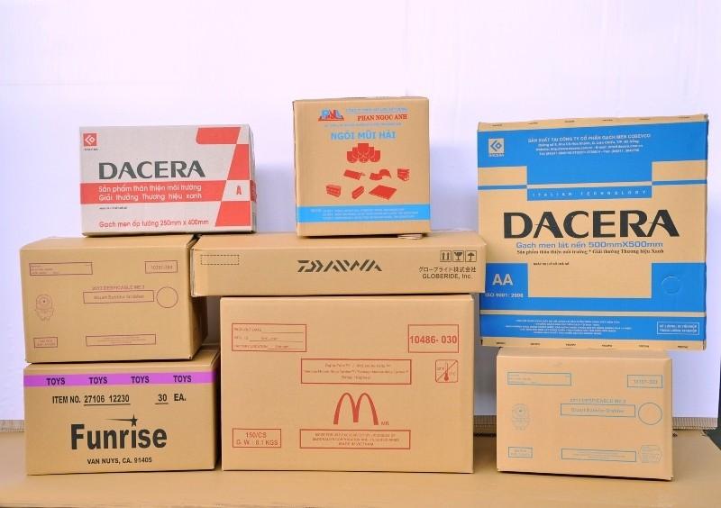 Những mẫu in thùng carton đẹp, độc lạ, bắt mắt hiện nay