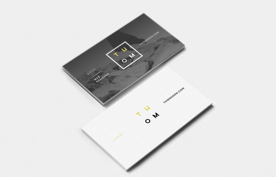 Card visit cung cấp đầy đủ các thông tin cần thiết về cá nhân, doanh nghiệp