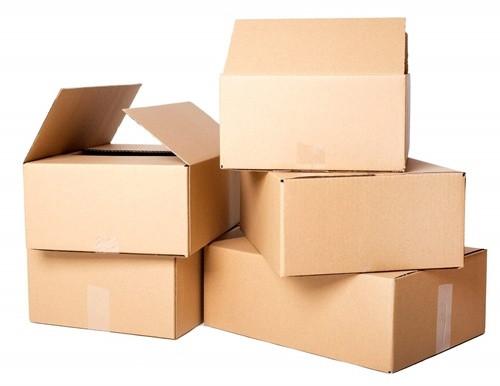 Hộp carton dùng để đựng sản phẩm, hàng hóa