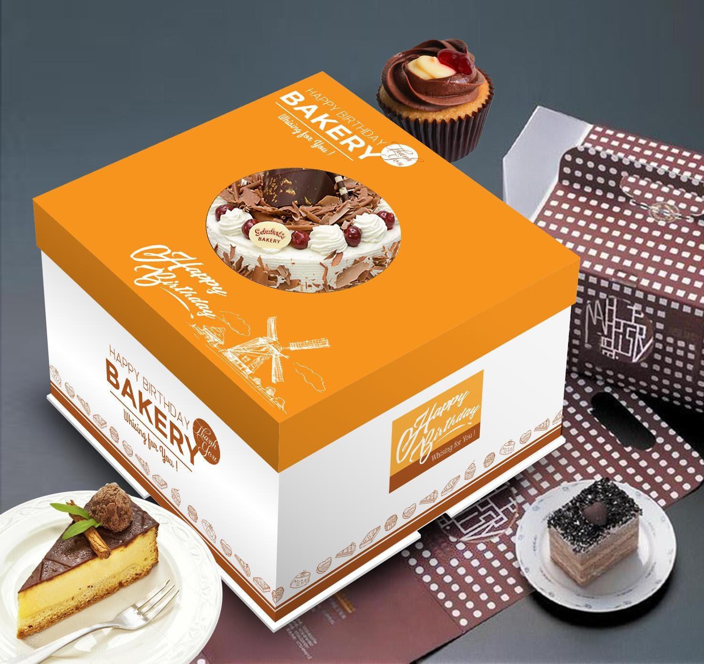 In hộp đựng bánh là kênh quảng cáo Marketing cực kỳ hiệu quả
