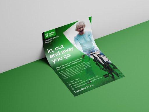 Leaflet cung cấp thông tin về sản phẩm, các chương trình quảng cáo
