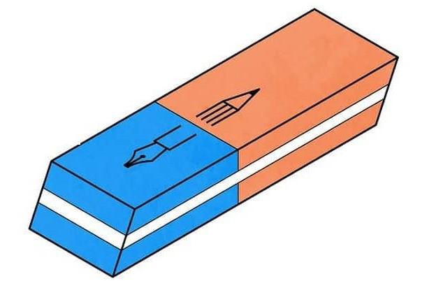 Loại gôm được sử dụng nhiều trong tẩy mực