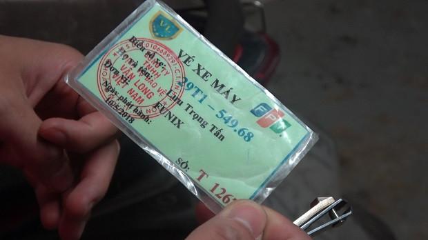 VIETADV - Đơn vị in vé gửi xe giá rẻ, chất lượng, lấy ngay