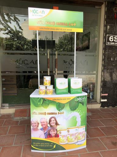 Booth bán hàng ngày càng được sử dụng phổ biến