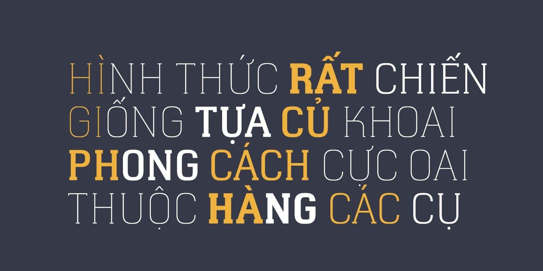 Hapna - font chữ thiết kế banner độc đáo