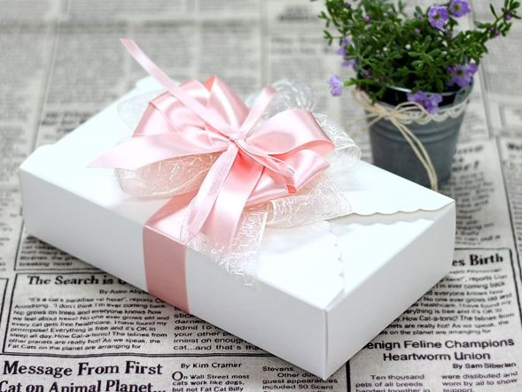 Đừng quên chú ý đến đối tượng nhận quà để in hộp cho phù hợp