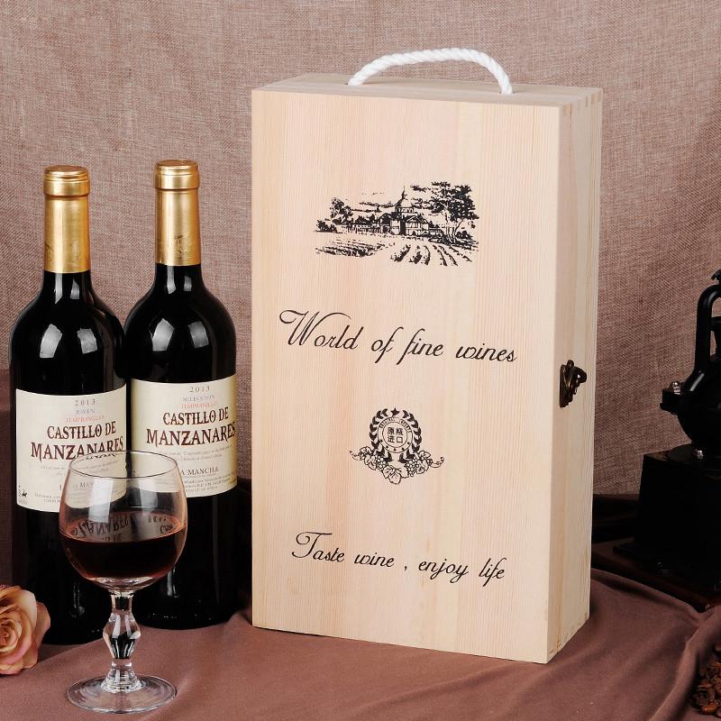 Bao bì đựng rượu cung cấp những thông tin cần thiết cho khách hàng