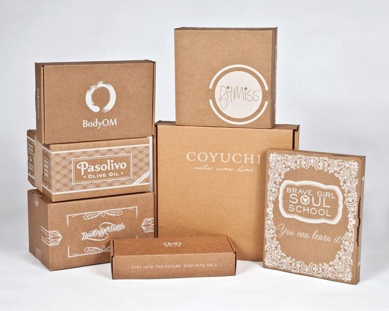 In hộp đựng sản phẩm là công cụ Marketing hiệu quả