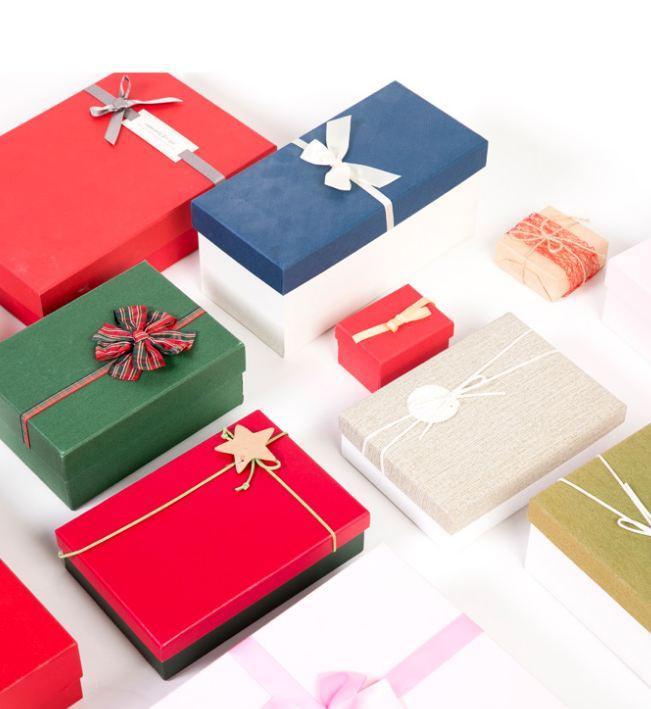 In hộp quà tặng cần trải qua nhiều bước khác nhau để tạo ra sản phẩm hoàn thiện