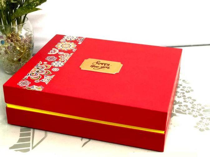 Chọn in hộp quà Tết cần đảm bảo độ che kín tốt