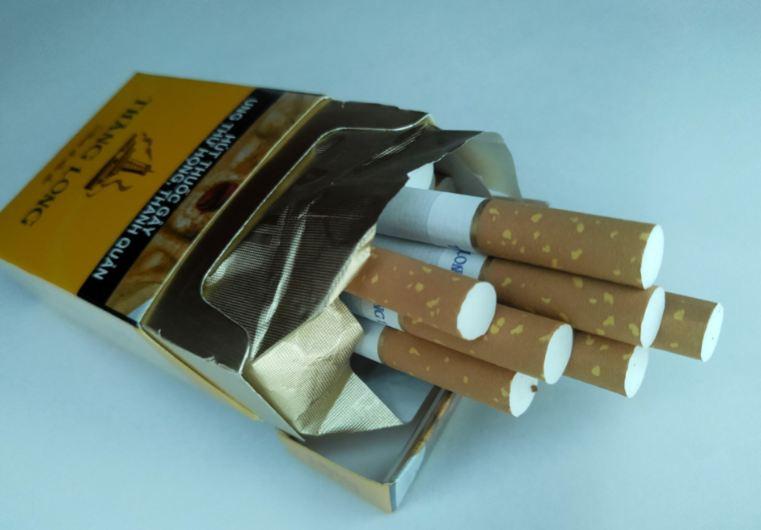 In hộp thuốc lá giúp lưu giữ hương thơm và chất lượng