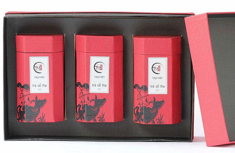 In hộp Trà giúp bảo vệ chất lượng sản phẩm luôn thơm ngon