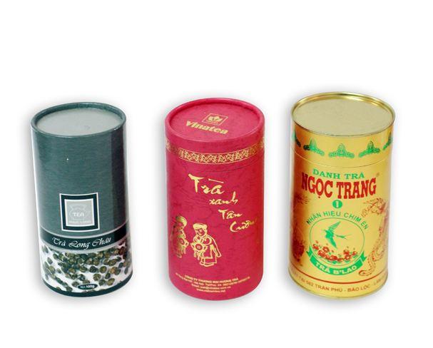 Sử dụng hộp Trà mang lại sự sang trọng cho thức uống