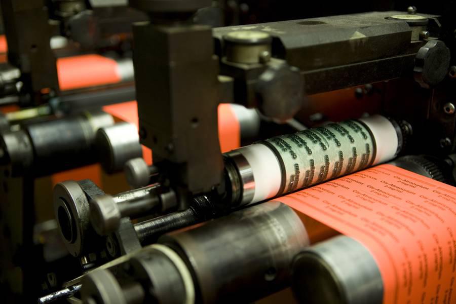Sử dụng công nghệ in Flexo cho chất lượng in ấn tiêu chuẩn, đảm bảo nhu cầu của khách hàng