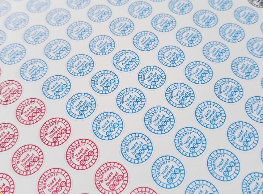 Để in tem niêm phong đẹp, chuẩn bạn cần lưu ý tới nội dung, chất liệu cũng như hình dáng và kích thước tem