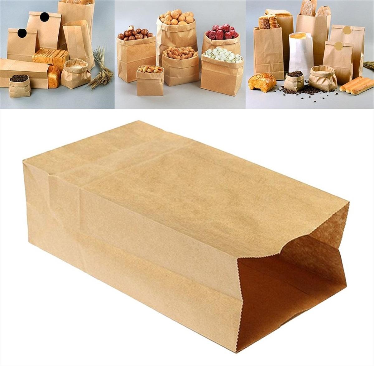 Túi giấy đựng bánh mì mang đến hiệu quả lớn trong kinh doanh