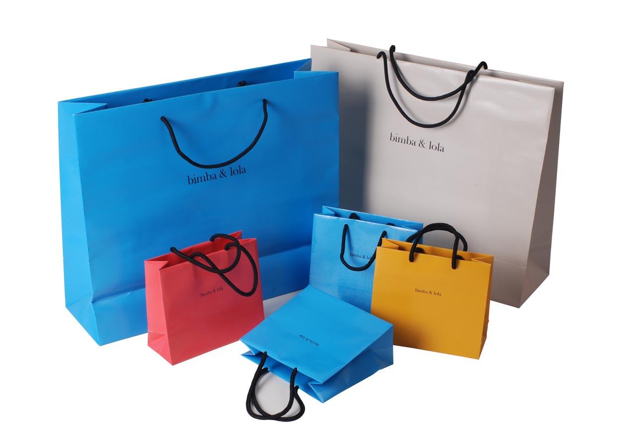 Túi giấy có thể tái sử dụng nhiều lần