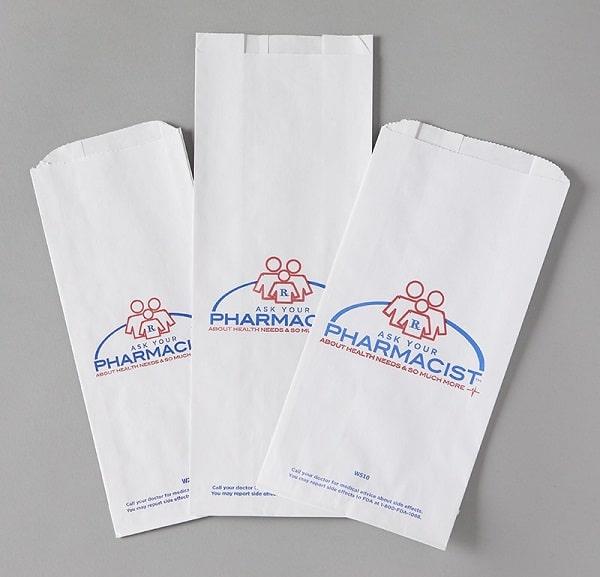 Lựa chọn thiết kế túi giấy đựng thuốc phù hợp