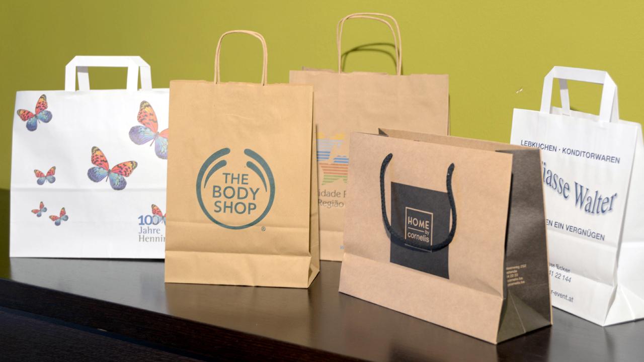 VIETADV nhận in túi giấy chất lượng, giá tốt