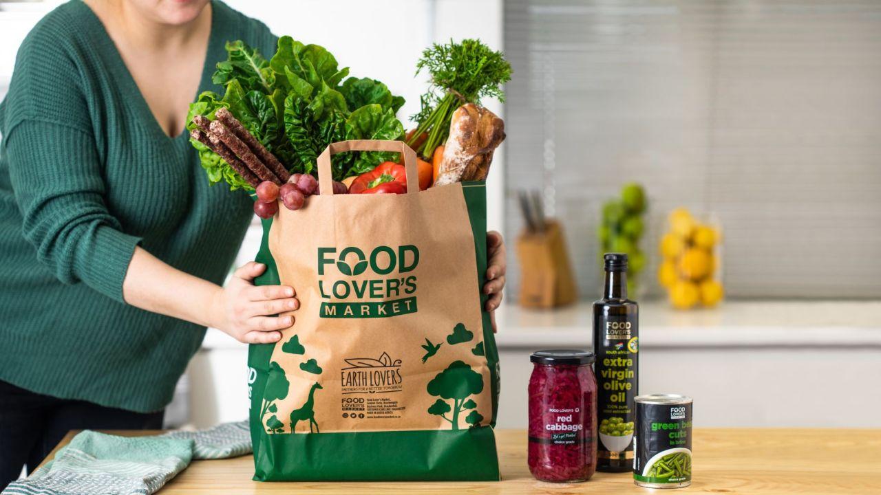 Túi giấy đựng thực phẩm mang đến nhiều công dụng tuyệt vời
