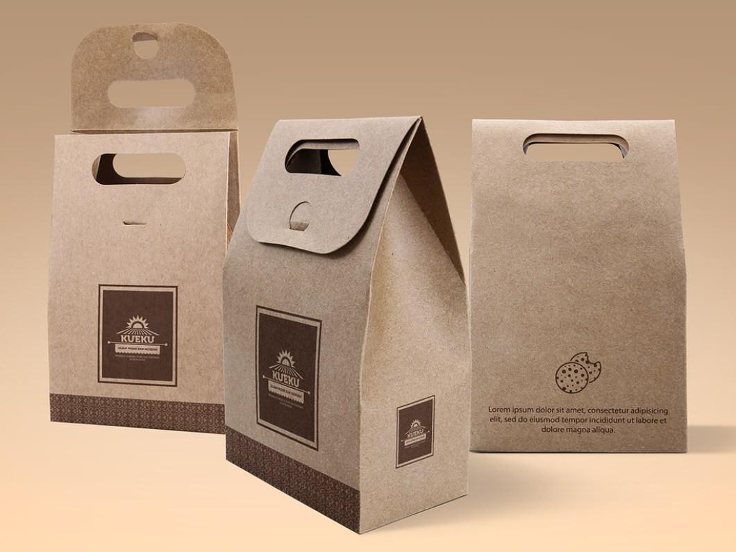 Túi được thiết kế ấn tượng, tự nhiên, thân thiện với môi trường